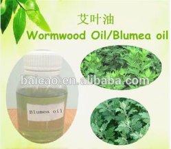 Bpf nº CAS 8008-93-3 Absinto Óleo, Artemisia vulgaris Óleo Essencial