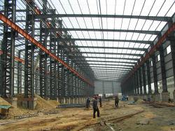 Breite Spannweite Pre Engineering Stoff Stahlkonstruktion Workshop Modulares Gebäude
