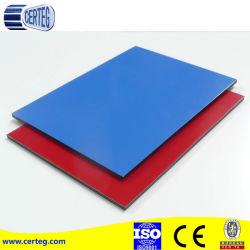 ACP Panel Compuesto de Aluminio para pared interior y exterior del panel de prueba de agua y decorativo