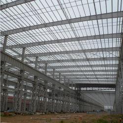 Industrielle Stahlkonstruktion-Lager-Werkstatt-Gewächshäuser