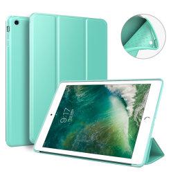 Складная подставка из натуральной кожи Tablet случаях Smart чехол для iPad 2017/2018 дела