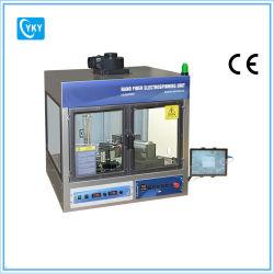 벤치탑 Nanofiber 전기회전 및 전기분사 유닛(3개의 수집기 포함 히터 및 습도 모니터 - Cy-MSK-Nfes-3