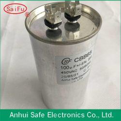 Haute qualité Cbb65 450V 32UF condensateur de démarrage du moteur à vide