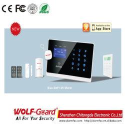 الشركة المصنعة للمعدات الأصلية/شركة الاتصالات الأصلية الصينية أفضل سعر منزل لاسلكي GSM إنذار (yl-007M2FX)