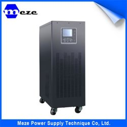 alta frequenza in linea astuta di doppia conversione 500kVA/alimentazione elettrica a bassa frequenza dell'UPS