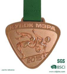 お土産には、カスタムエンボスブロンズメダル賞を受賞しています