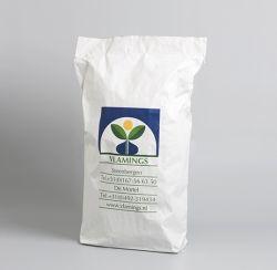 Sacs en papier kraft blanc à l'emballage Farina/Sucre/sel/farine de blé