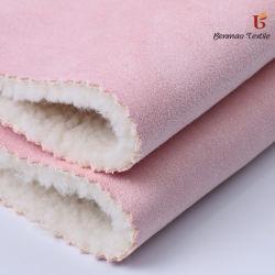 Many Stylesの担保付きのSuede Fabric