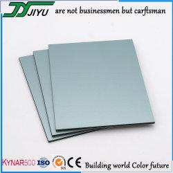 Feuille en aluminium composite revêtement mural édifice décoratif