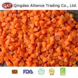 La Zanahoria en dados de alta calidad con precio competitivo