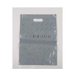 Gedruckte Plastikträger-verpackenbeutel für Kleider (FLD-8650)