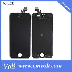 Compatibele LCD touchscreen voor iPhone zwart 5g, volledig,