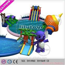 Lilytoys воды играют оборудование бассейн игру с EN14960 (Lilytoys-wp-033)
