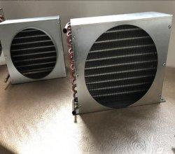 Le conduit du ventilateur de l'unité de bobine de l'eau Échangeur de chaleur