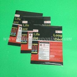 Manchon rétractable PVC Étiquette pour des boîtes de café
