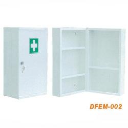 Leerer medizinischer Ausrüstung-Metallkasten (DFEM-002)