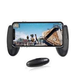 Het nieuwe Draagbare Mechanische Handvat van het Spel van het Controlemechanisme Gamepad Mobiele