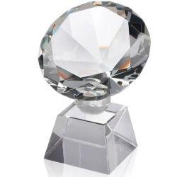Diamond Crystal Award e Troféu Prêmio Pequena placa bacteriana