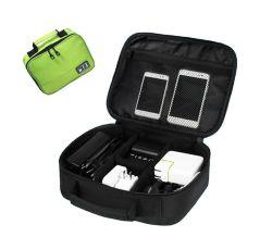 Bolsa de armazenamento de produtos digitais Date Cables Bag Hard Disk USB Drive Organizer