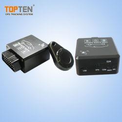 Carro de OBD do dispositivo de localização por GPS com a diagnosticar (TK228-KH)