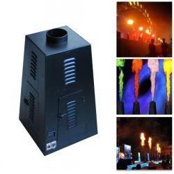 Projector Chama cor DMX512 Color Máquina de incêndio, Projector de chama de efeitos especiais