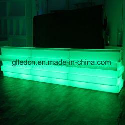 Salle de banquet Bar Portable Meubles Tableaux Bufat LED