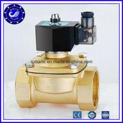 2V de Kleppen van de Solenoïde van Festo van het Water van de Lucht van de hoge druk voor de Klep van de Solenoïde van de Wasmachine