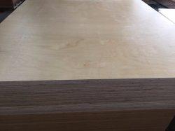 1mm-4mm Teak Engineered Veneer Plywood Decoration Gebruik Plywood