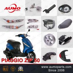 partes separadas de bloqueio de Scooter Piaggio Zip 50 Voar125