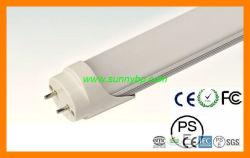 LED branco puro de tubo de LED fluorescente