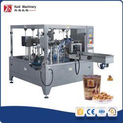 De roterende Machine van de Verpakking voor Stand-up Zak &Zip (GD8-200B)