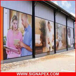 مواد طباعة بمذيب طويل للفرخ المرن بإضاءة خلفية PVC/Inkjet (SB530/440g)