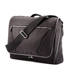 """Sacchetto di spalla del messaggero del sacchetto del computer portatile del Mens di abitudine 15.6 """""""