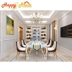 Hotel/Home Freizeit Tisch und Stuhl Modernes Aluminium Profil Bar Set Haushaltsmöbel im Innenbereich