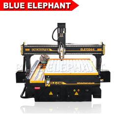 목공 기계 CNC 라우터 1324-4 축 CNC 라우터 및 컴퓨터 제어 Wood CNC 라우터