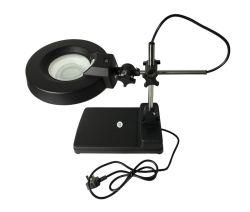 LED 탁상용 검사 ESD 돋보기 램프