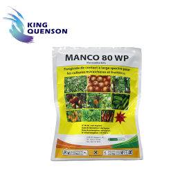 Re Quenson Widely Use Fungicide Mancozeb 80% Wp 90% TC (75% WDG, Sc di 30%)