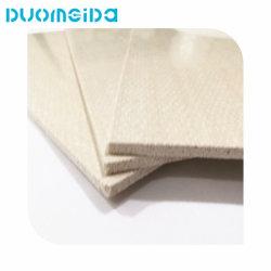 UV 코팅 목재 입자 PVC 비닐 시트 바닥 매트