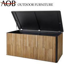 [كنتمبوري] خارجيّ حديقة يثبت أثاث لازم يستعصي تخزين خشبيّة كلّ - طقس ألومنيوم وسادة صندوق