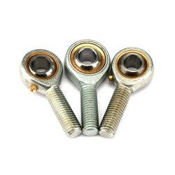 La vente en gros roulement lisse sphérique radiale de la rotule du roulement côté tige Ge70D02RS 70x150x49mm