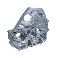Précision Fraisage CNC 5 axes en alliage aluminium voiture automobile couvercle de calage du moteur