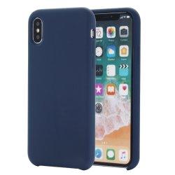 Geval van het Silicone van de Kleur van het suikergoed het Vloeibare voor Toebehoren van de Telefoon van de Cel TPU van Xr van iPhone van de Appel de Zachte Originele Mobiele Telefoon Shell voor iPhone 6.1