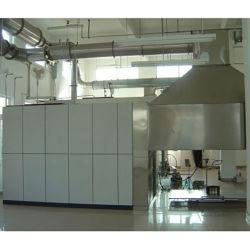 Brandende het Testen van de Hoek van de Zaal van ISO 9705 Apparatuur voor Bouwmaterialen