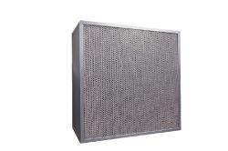 Aluminiumabscheider HEPA H13 Luftfilter für Luftreiniger in Operationssitäler Im Krankenhaus