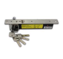 Échec européen réversible biseauté sécurisé de haute sécurité Lockswith clé d'urgence de carte magnétique