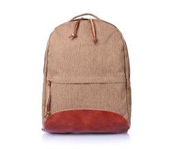 Großhandel Superior-Baumwolle und Leinenleinwand mit Echter Schultertasche aus Leder Rucksack Reisetasche