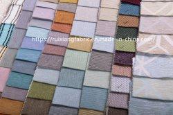 Tejido Jacquard de lujo de moda textil para el hogar
