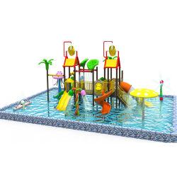 O al aire libre Piscina Cubierta con fibra de vidrio corredera, el agua de la casa de recreo para niños