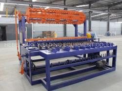 ماكينة صناعة السور السلكي التي تقوم بتصنيع المزارع