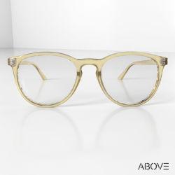 Fabricant nouvelle mode TR90 unisexe lunettes rondes images optiques